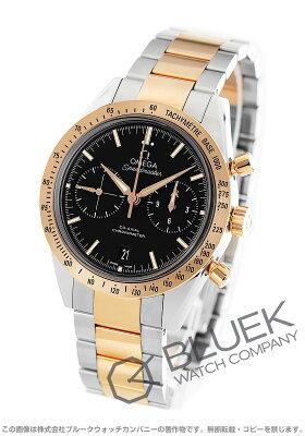 オメガ スピードマスター 57 クロノグラフ 腕時計 メンズ OMEGA 331.20.42.51.01.002