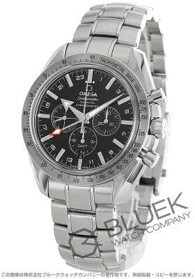 オメガ スピードマスター ブロードアロー クロノグラフ GMT 腕時計 メンズ OMEGA 3581.50