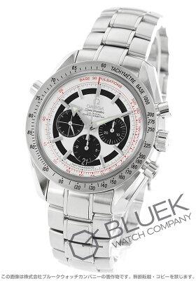 オメガ スピードマスター ブロードアロー ラトラパンテ クロノグラフ 腕時計 メンズ OMEGA 3582.31