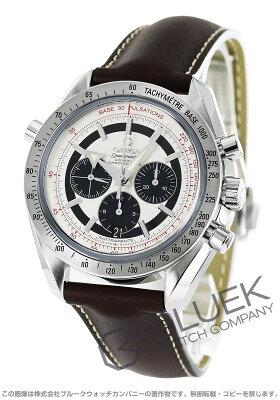 オメガ スピードマスター ブロードアロー ラトラパンテ クロノグラフ 腕時計 メンズ OMEGA 3882.31.37