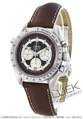 オメガ スピードマスター ブロードアロー ラトラパンテ クロノグラフ 腕時計 メンズ OMEGA 3882.51.37
