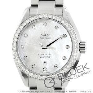 オメガ シーマスター アクアテラ ダイヤ 腕時計 レディース OMEGA 231.15.34.20.55.002