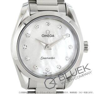 オメガ シーマスター アクアテラ ダイヤ 腕時計 レディース OMEGA 220.10.28.60.55.001