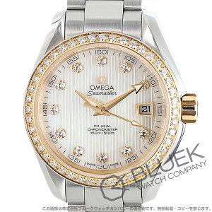 オメガ シーマスター アクアテラ ダイヤ 腕時計 レディース OMEGA 231.25.30.20.55.003