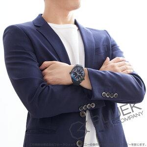 オメガ シーマスター プラネットオーシャン ディープブラック GMT 600m防水 腕時計 メンズ OMEGA 215.92.46.22.01.002