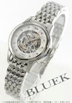 オリス アートリエ ダイヤ 腕時計 レディース ORIS 560 7687 4019M