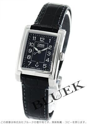 オリス レクタンギュラー デイト 腕時計 レディース ORIS 561 7656 4034D