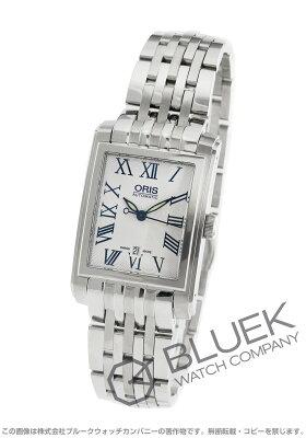 オリス レクタンギュラー デイト 腕時計 レディース ORIS 561 7656 4071M