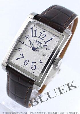 オリス レクタンギュラー 腕時計 メンズ ORIS 561 7657 4061D