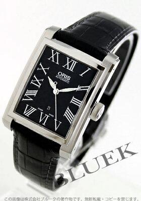 オリス ORIS 腕時計 レクタンギュラー メンズ 561 7657 4074D