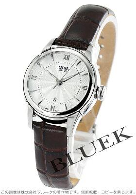 オリス ORIS 腕時計 アートリエ デイト レディース 561 7687 4071D
