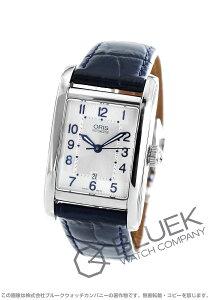 オリス ORIS 腕時計 レクタンギュラー デイト レディース 561 7692 4031D