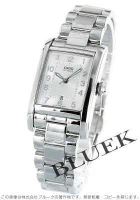 オリス ORIS 腕時計 レクタンギュラー デイト レディース 561 7692 4061M