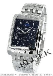 オリス ORIS 腕時計 レクタンギュラー コンプリケーション メンズ 582 7658 4034M
