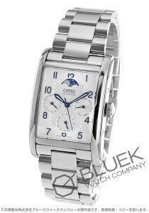 オリス ORIS 腕時計 レクタンギュラー コンプリケーション メンズ 582 7694 4031M