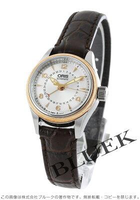 オリス ORIS 腕時計 ビッグクラウン レディース 594 7680 4361D