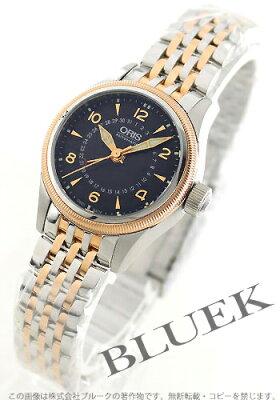 オリス ORIS 腕時計 ビッグクラウン レディース 594 7680 4364M