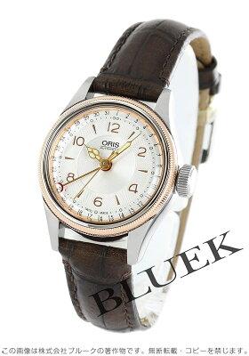 オリス ORIS 腕時計 ビッグクラウン レディース 594 7695 4361F