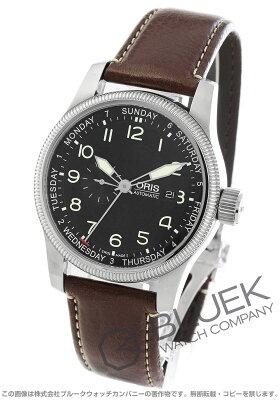 オリス ORIS 腕時計 ビッグクラウン メンズ 645 7629 4064D