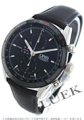 オリス アーティックス クロノグラフ 腕時計 メンズ ORIS 674 7661 4434D