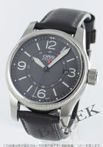オリス ORIS 腕時計 ビッグクラウン メンズ 733 7629 4063