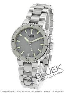 オリス ORIS 腕時計 アクイス デイト 300m防水 ユニセックス 733 7652 4143M