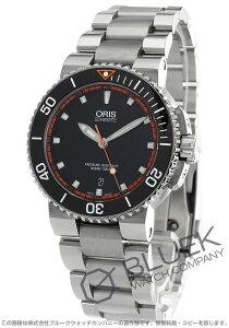 オリス ORIS 腕時計 アクイス デイト 300m防水 メンズ 733 7653 4128M
