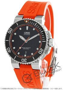 オリス ORIS 腕時計 アクイス デイト 300m防水 メンズ 733 7653 4128RO