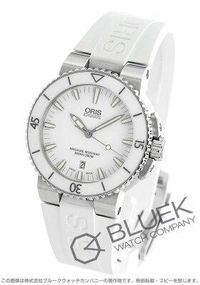 オリス ORIS 腕時計 アクイス デイト 300m防水 メンズ 733 7653 4156R