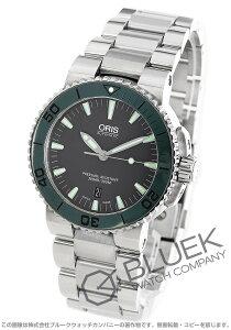 オリス ORIS 腕時計 アクイス 300m防水 メンズ 733 7653 4157M