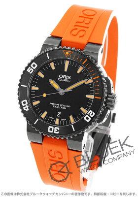 オリス ORIS 腕時計 アクイス デイト 300m防水 メンズ 733 7653 4259RO