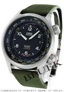 オリス ORIS 腕時計 ビッグクラウン サテンレザー メンズ 733 7705 4164DOL