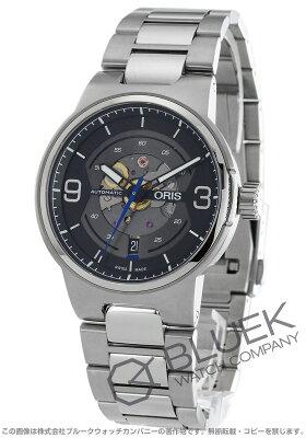 オリス ORIS 腕時計 TT3 ウィリアムズ エンジン デイト メンズ 733 7716 4164M