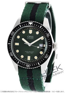 オリス ORIS 腕時計 ダイバーズ 65 メンズ 733 7720 4057DGR