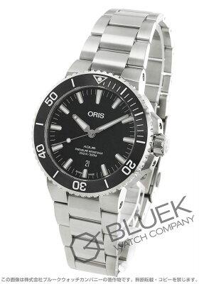 オリス ORIS 腕時計 アクイス デイト 300m防水 メンズ 733 7730 4124M
