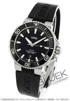 オリス アクイス デイト 300m防水 腕時計 メンズ ORIS 733 7730 4134R