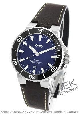 オリス ORIS 腕時計 アクイス デイト 300m防水 メンズ 733 7730 4135D
