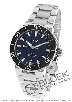 オリス ORIS 腕時計 アクイス デイト 300m防水 メンズ 733 7730 4135M