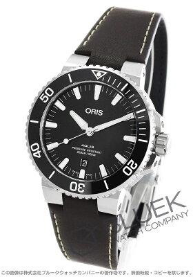 オリス ORIS 腕時計 アクイス デイト 300m防水 メンズ 733 7730 4154D