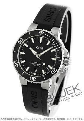 オリス アクイス デイト 300m防水 腕時計 メンズ ORIS 733 7732 4124R
