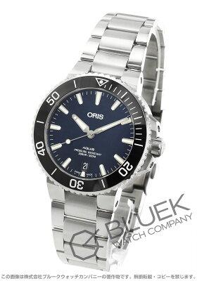 オリス アクイス デイト 300m防水 腕時計 メンズ ORIS 733 7732 4135M