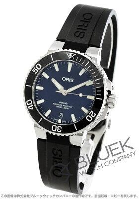 オリス アクイス デイト 300m防水 腕時計 メンズ ORIS 733 7732 4135R