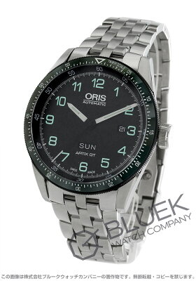 オリス アーティックス カロブラ リミテッドエディションII 世界限定1000本 腕時計 メンズ ORIS 735 7706 4494M