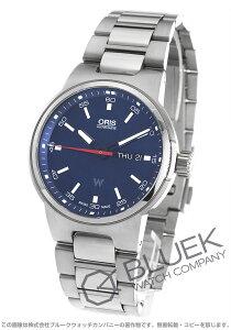 オリス ORIS 腕時計 ウィリアムズ デイデイト メンズ 735 7716 4155M