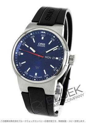 オリス ORIS 腕時計 ウィリアムズ デイデイト メンズ 735 7716 4155R