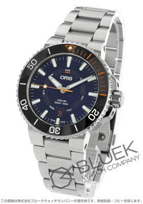 オリス アクイス スタグホーン レストレーション 世界限定2000本 300m防水 腕時計 メンズ ORIS 735 7734 4185M