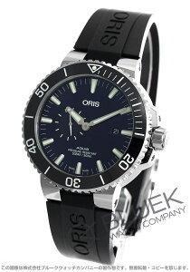 オリス ORIS 腕時計 アクイス スモールセコンド デイト 500m防水 メンズ 743 7733 4135R