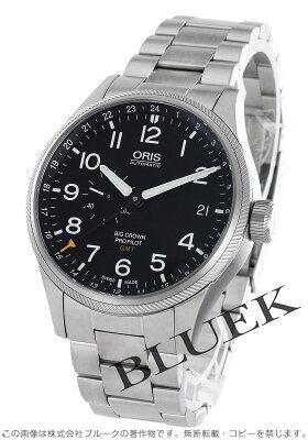 オリス ORIS 腕時計 ビッグクラウン プロパイロット メンズ 748 7710 4164M