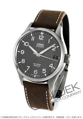オリス ORIS 腕時計 ビッグクラウン プロパイロット メンズ 751 7697 4063DLBR