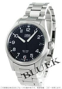 オリス ORIS 腕時計 ビッグクラウン メンズ 751 7697 4164M